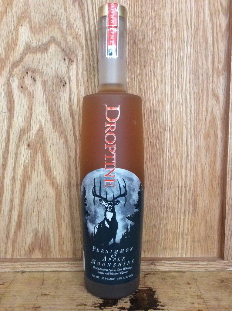 Droptine Persimmon and Apple Moonshine (750ml)