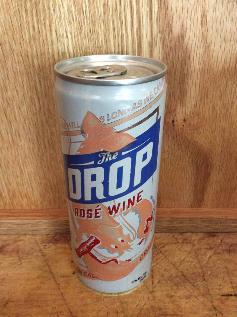 The Drop Canned Rose (250ml)