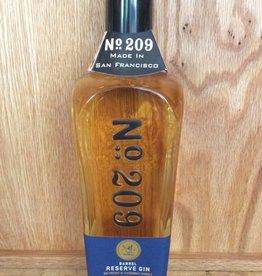 No. 209 Chardonnay-Barrel Reserve Gin (750ml)