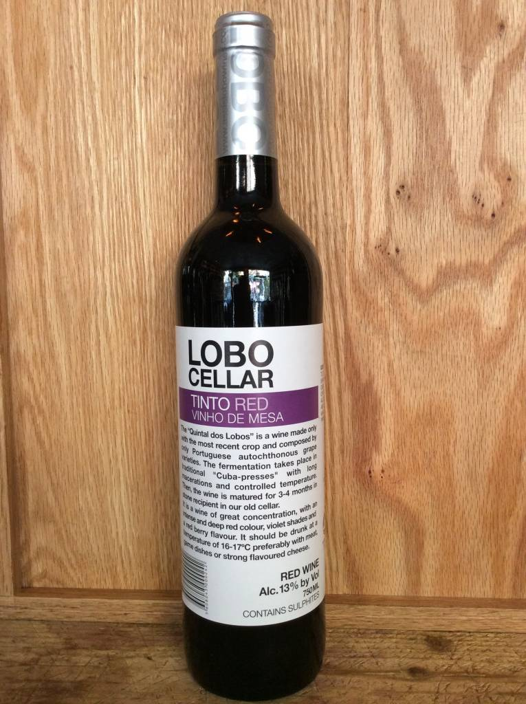 Lobo Cellar Quintal Dos Lobos 2013 (750ml)