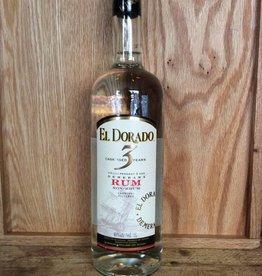 El Dorado 3yr Cask Aged White Rum (1L)
