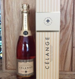 Celange Cremant Rose Luxe NV (750ml)