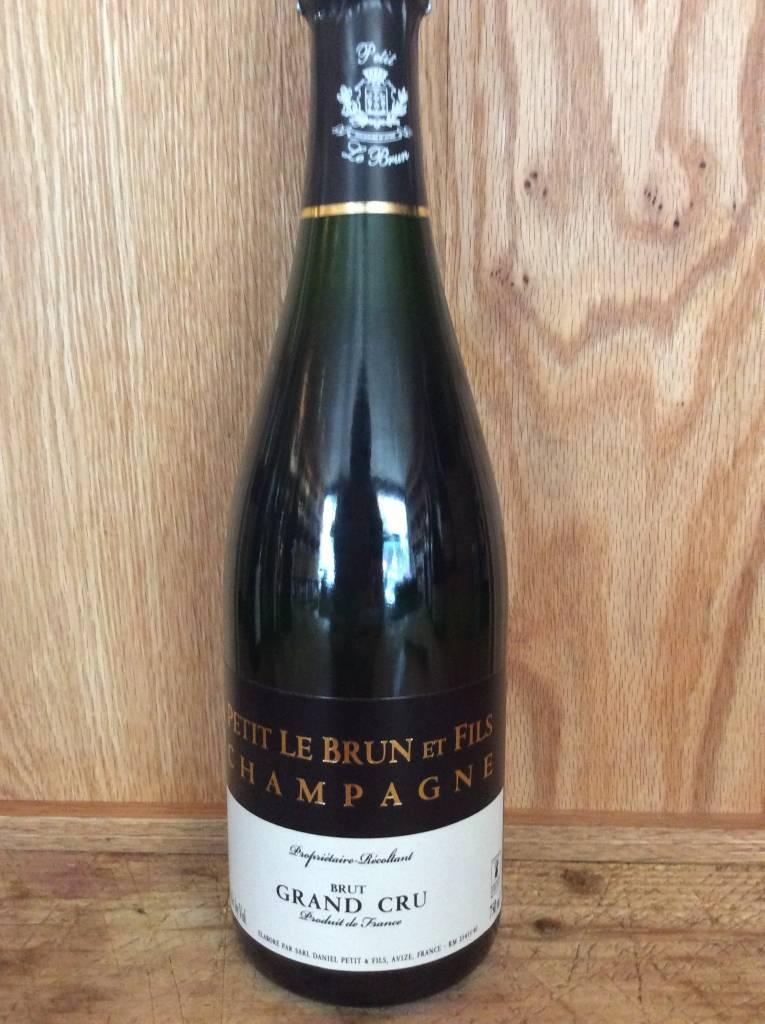 Petit Le Brun Grand Cru Champagne BdB (750ml)