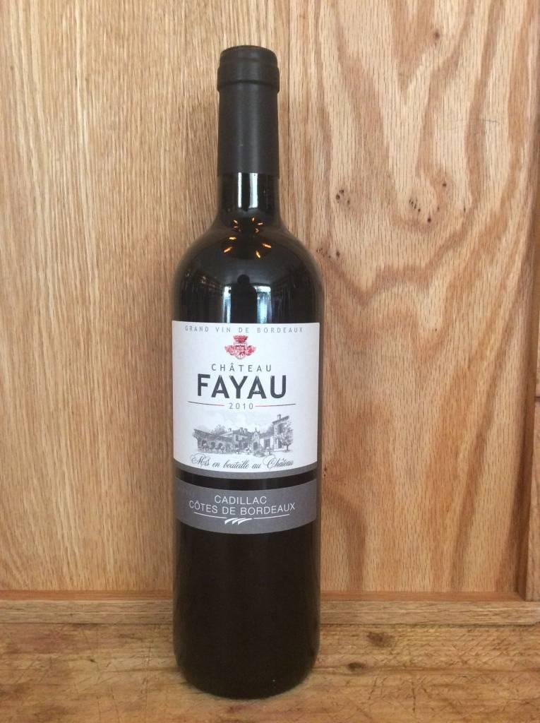 Chateau Fayau Cadillac 2010 (750ml)