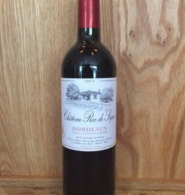 Chateau Roc de Segur Bordeaux 2015 (750ml)