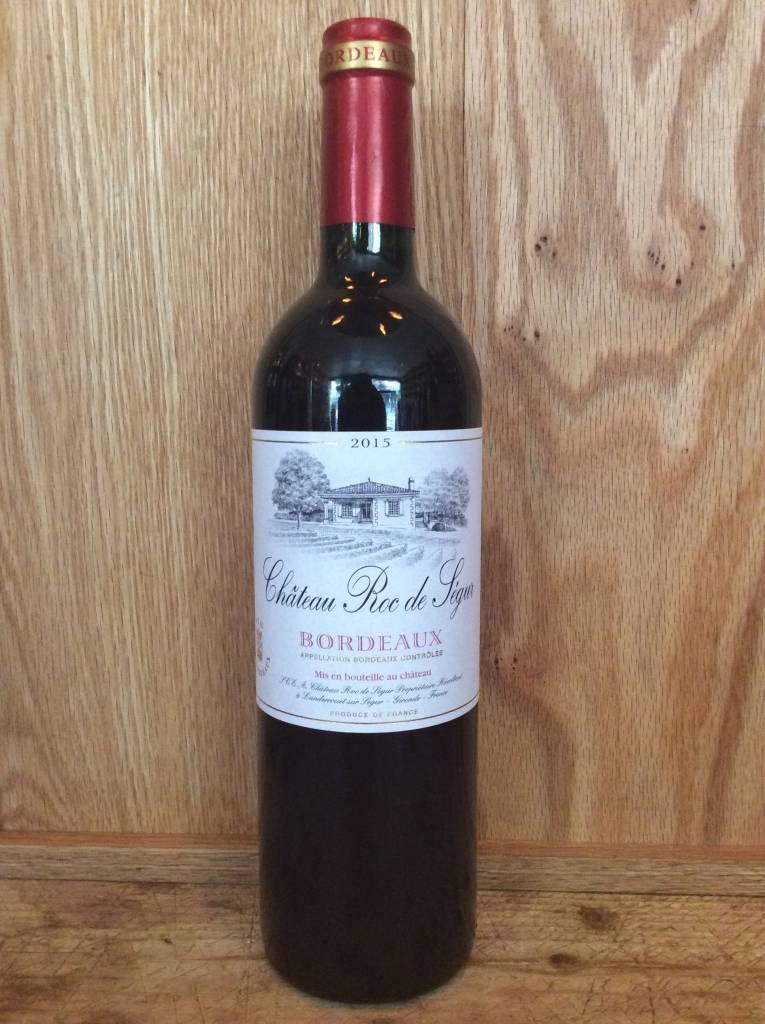 Chateau Roc de Segur Bordeaux 2015 (750ml)