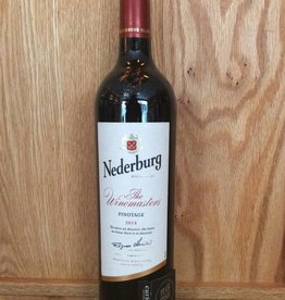 Nederburg The Winemasters Pinotage 2014 (750ml)