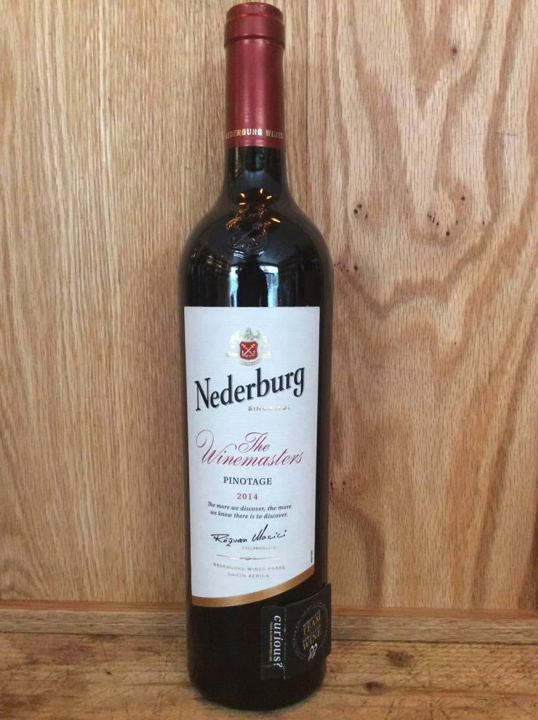 Nederburg The Winemasters Pinotage 2014