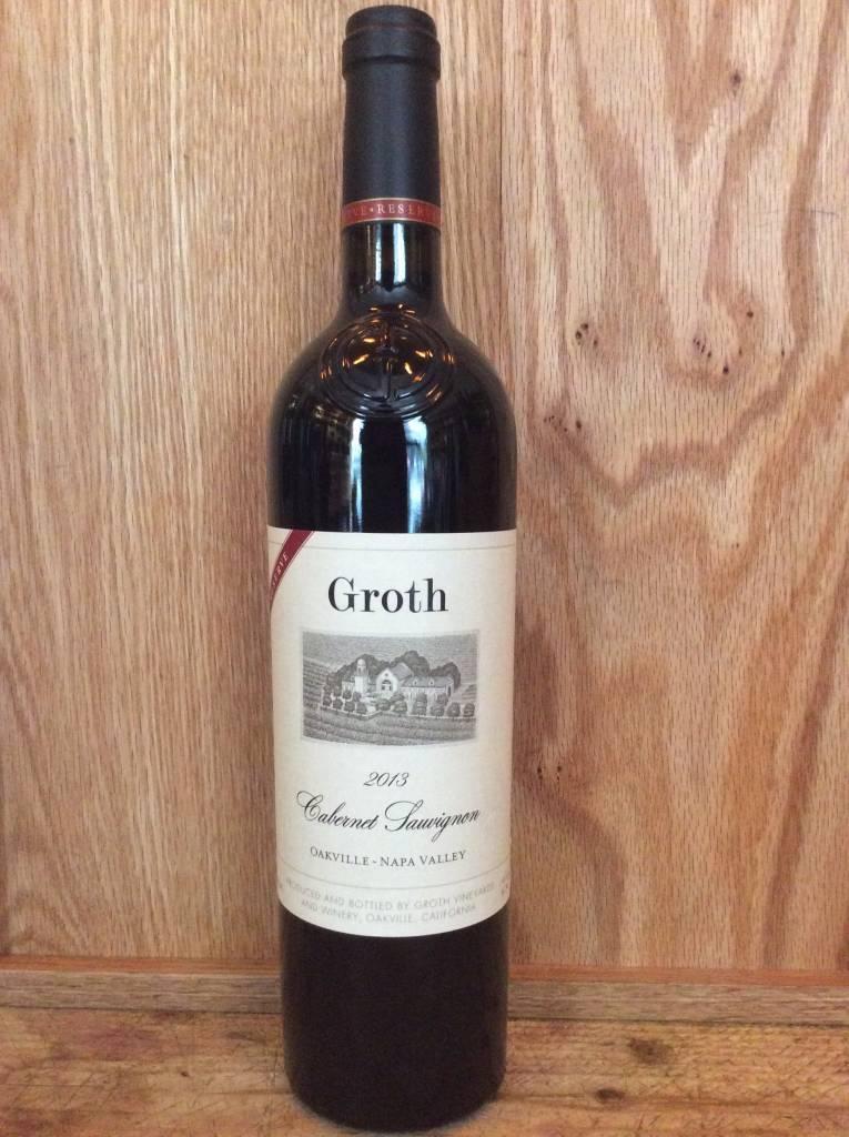 Groth Cabernet Sauvignon Reserve 2013 (750ml)