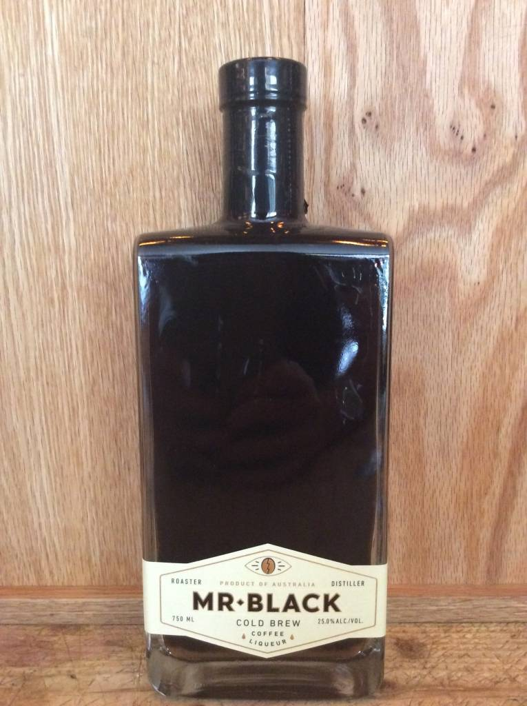 Mr. Black Cold Brew Coffee Liqueur (750ml)