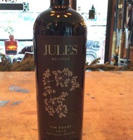 Jules Melange Vin Rouge 2013 Napa Valley Red Blend (750ml)