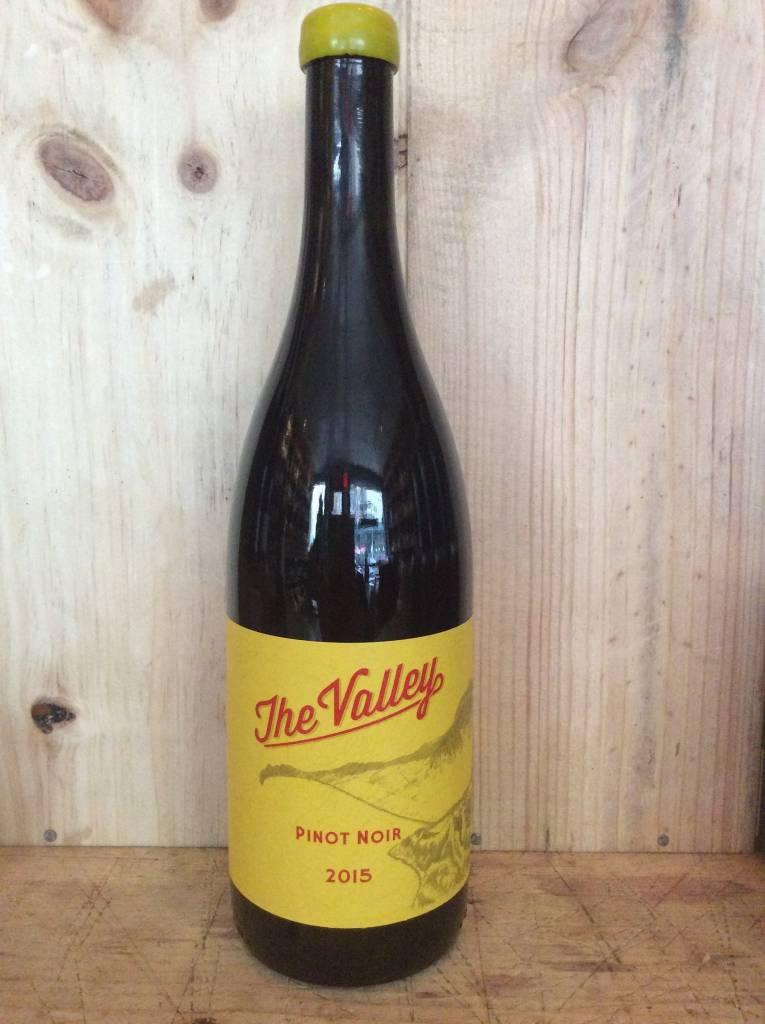 The Valley Pinot Noir 2015 (750ml)
