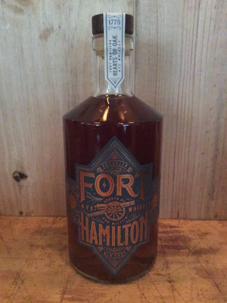 Fort Hamilton Rye Whiskey (750ml)