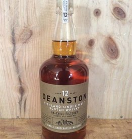Deanston Highland 12 - Year Single Malt (750ml)
