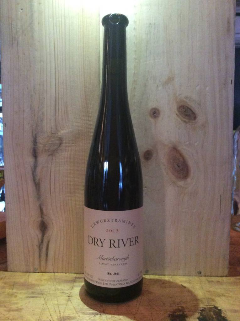 Dry River Gewrztraminer 2013 (750ml)