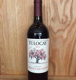 Tulocay Cabernet Sauvignon 2014 (750ml)