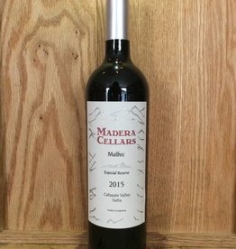 Madera Cellars Malbec 2015 (750ml)