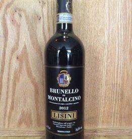 Lisini Brunello di Montalcino 2012 (750ml)
