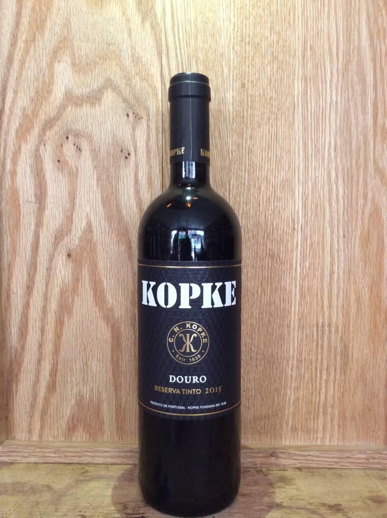 C.N. Kopke, Douro Reserva Vinho Tinto 2015 (750ml)
