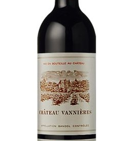 Chateau Vannieres Bandol Rouge 2012 (750ml)