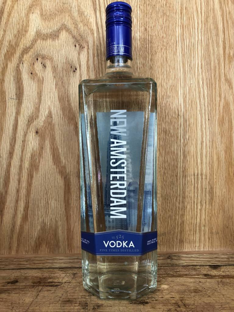 New Amsterdam Vodka (1L)