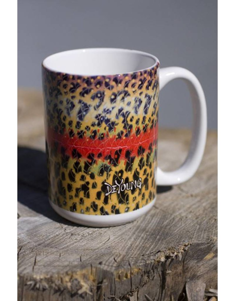 Derek DeYoung DeYoung Coffee Mug