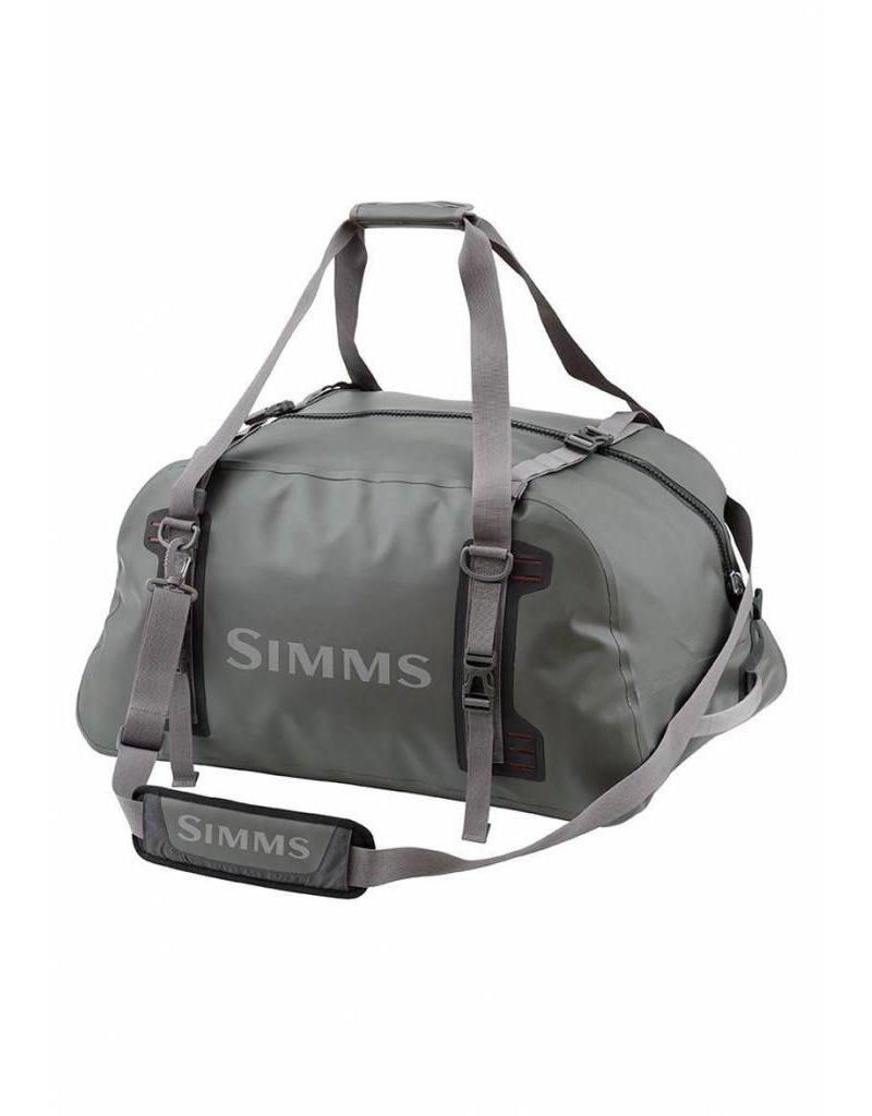 Simms Simms Dry Creek Z Duffel Dk Gunmetal