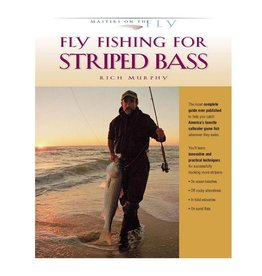 Fly-Fishing For Striped Bass by Rich Murphy