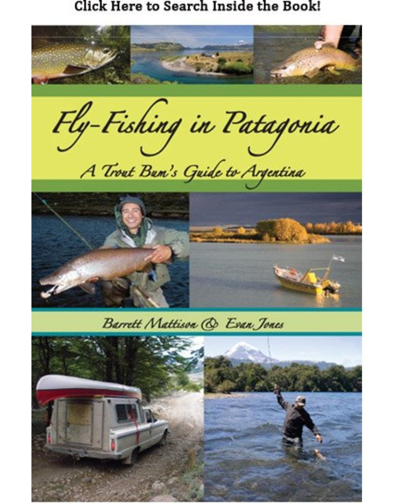 FF In Patagonia Trout Bums, PB