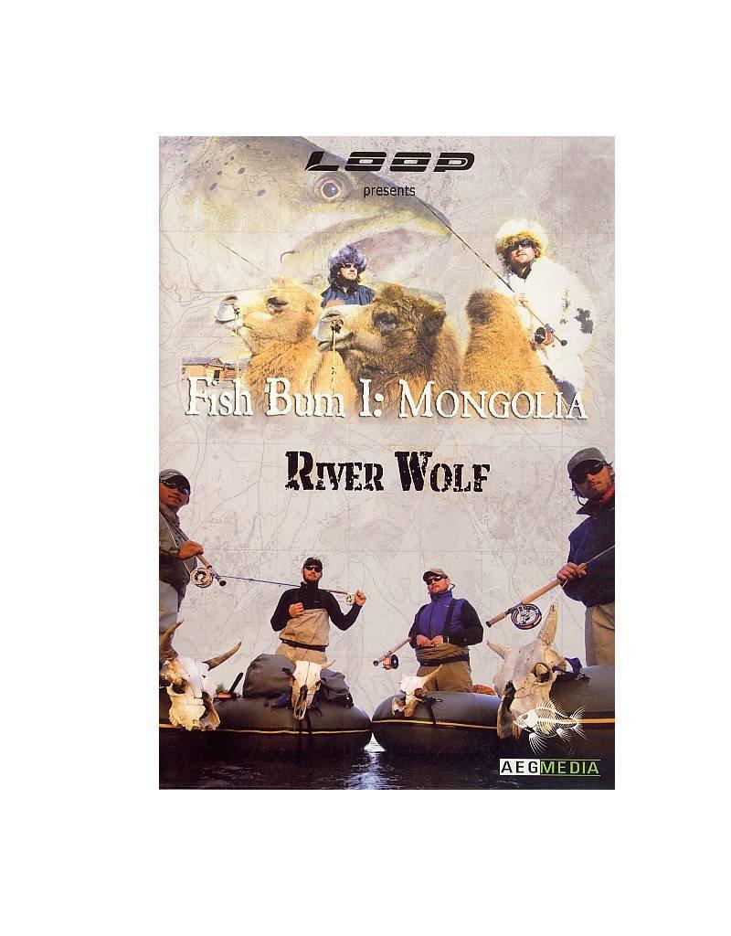 Fish Bum Diaries V:1 DVD Mongolia