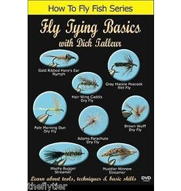 Fly Tying Basics DVD