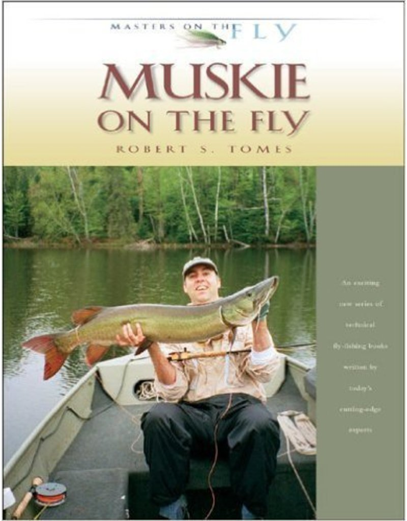 Muskie On The Fly, HC