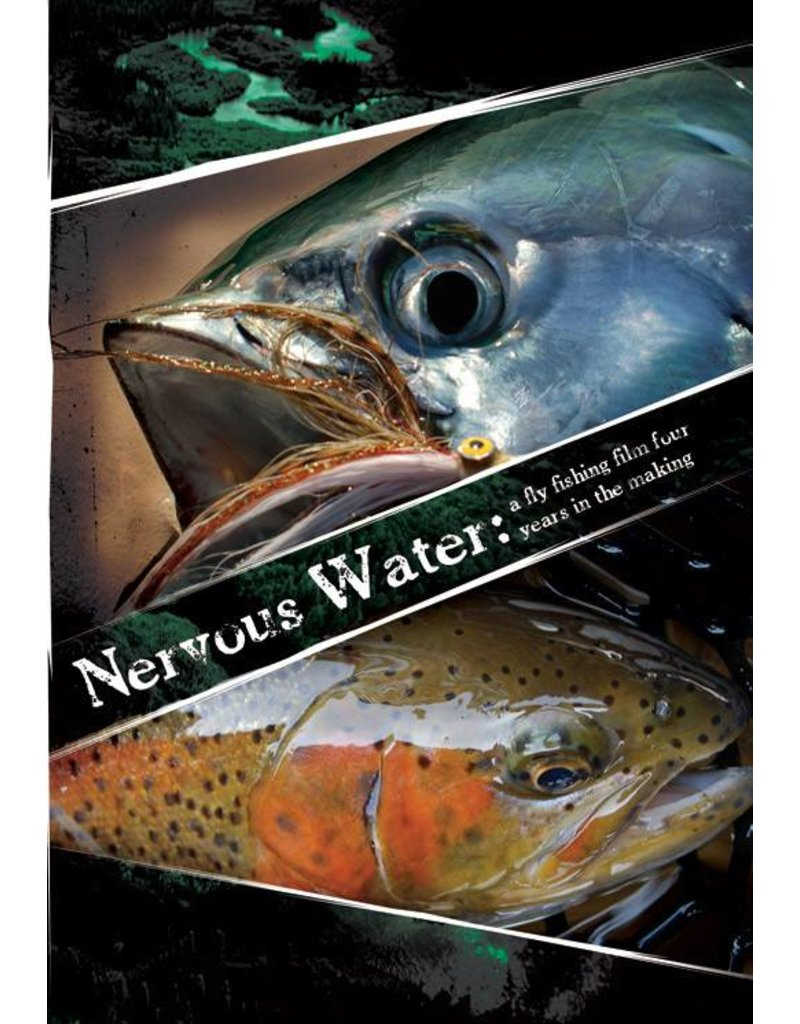 Nervous Water DVD