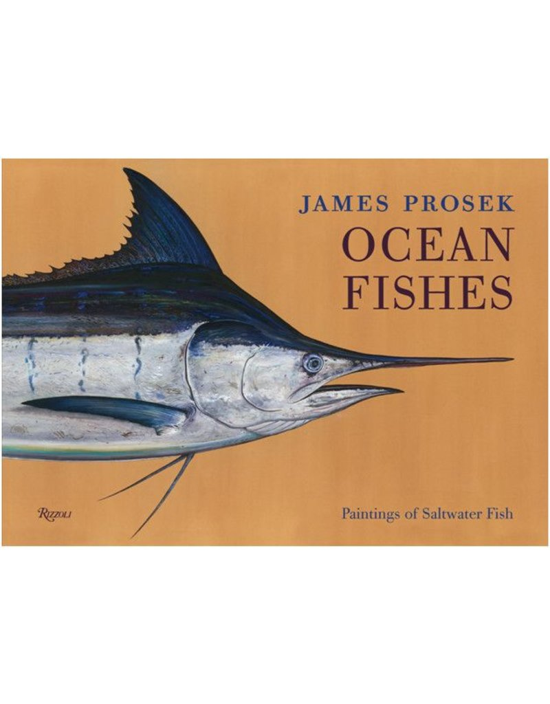 Ocean Fishes by James Prosek