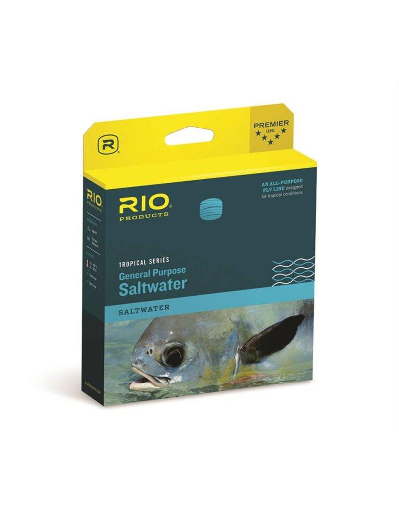 Rio Rio Tropical Saltwater Clear Tip