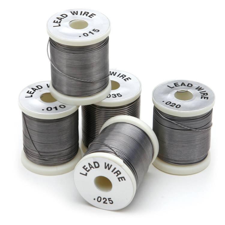 Round Lead Wire