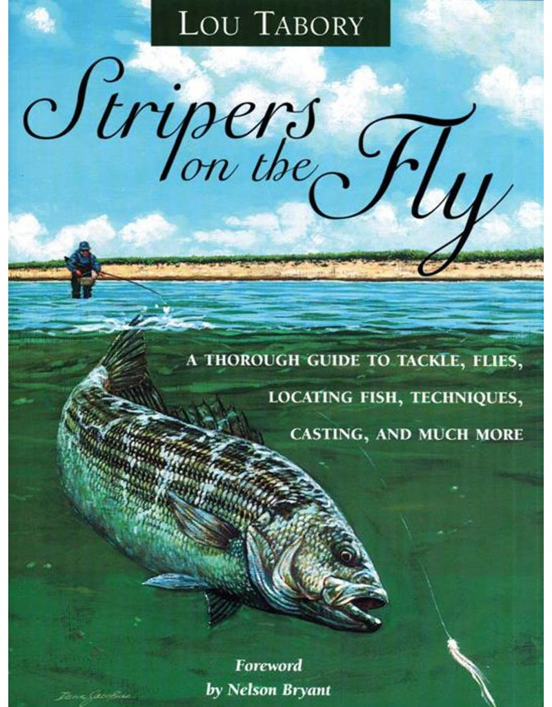 Stripers On The Fly, HC