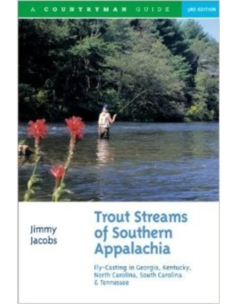 Trout Streams S Appalachia, PB