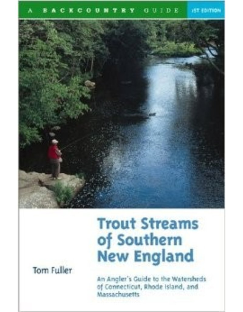 Trout Streams S. N England, PB
