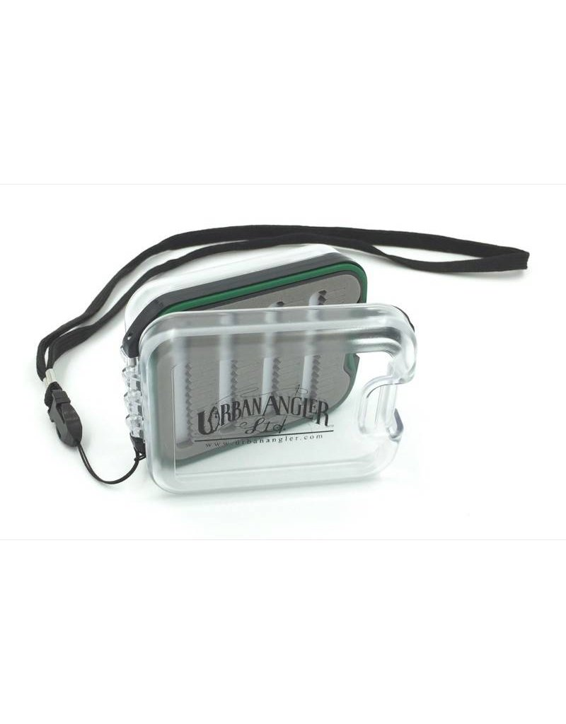 Urban Angler UA Small Waterproof Box Clear