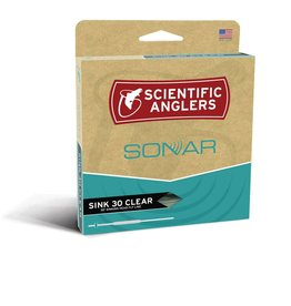 Scientific Anglers Scientific Anglers Sonar Sink 30 Clear Tip