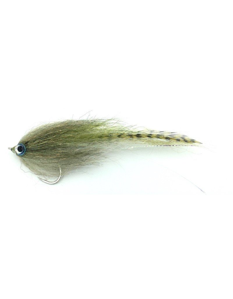 RH Funky Brush Fly #4/0