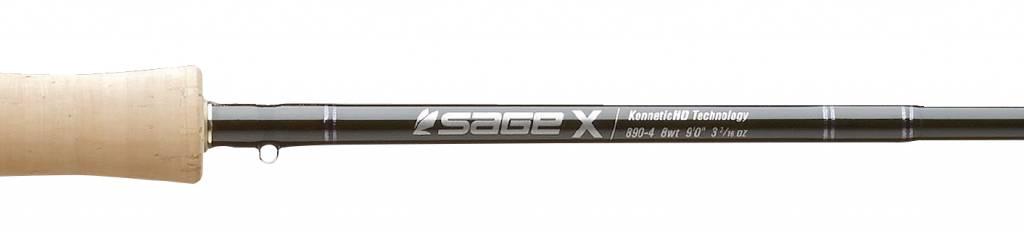 Sage Sage X Rod