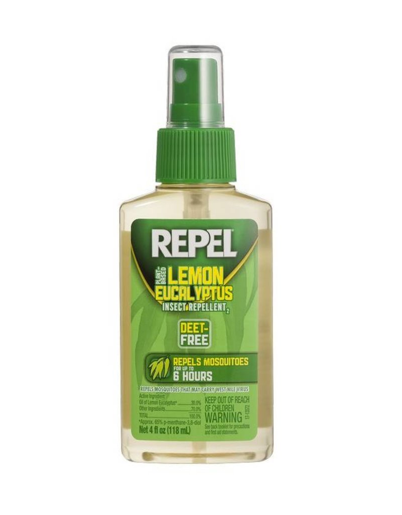 Repel Lemon Eucalyptus Repellent, 4oz