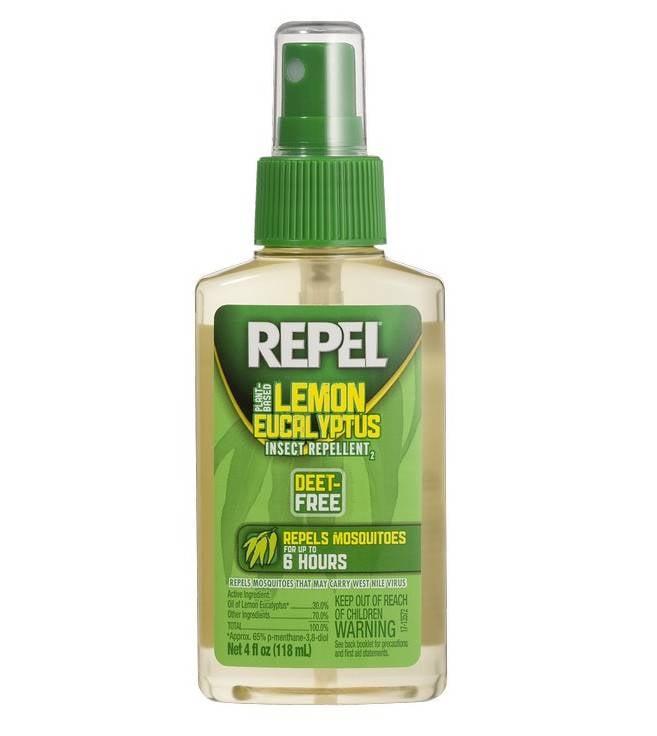 Repel Repel Lemon Eucalyptus Repellent, 4oz