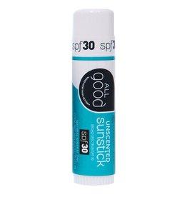 All Good Elemental Herbs Zinc Sunstick - SPF 30