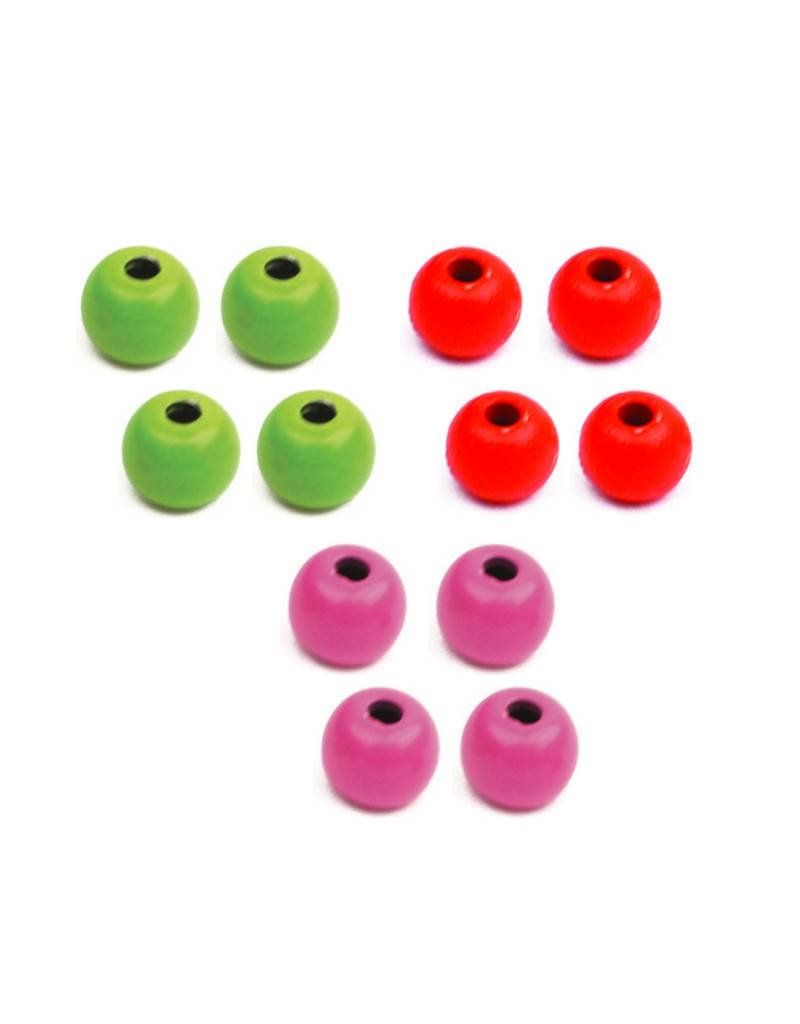 Painted Cyclops Beads
