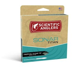 Scientific Anglers Scientific Anglers Sonar Titan Tropical Clear Tip