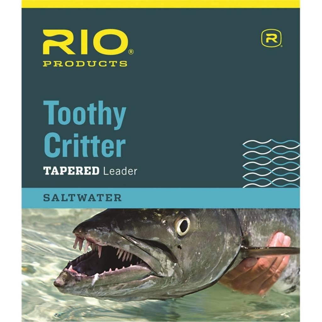 Rio Rio 7.5' Toothy Critter II Leader