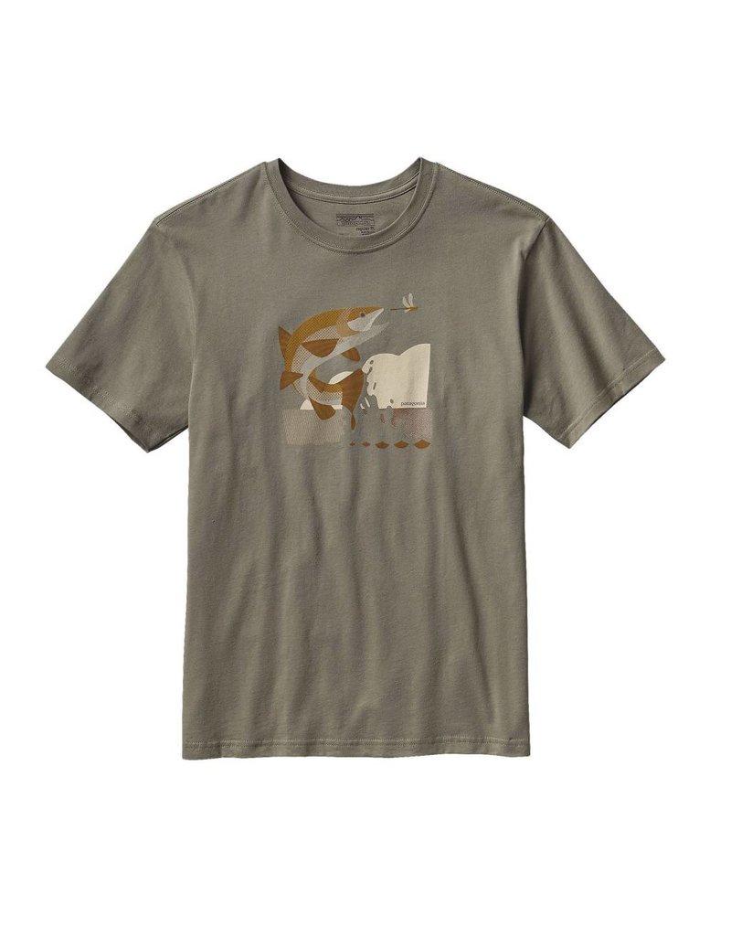 Patagonia Patagonia Dinner Bell Cotton T-Shirt